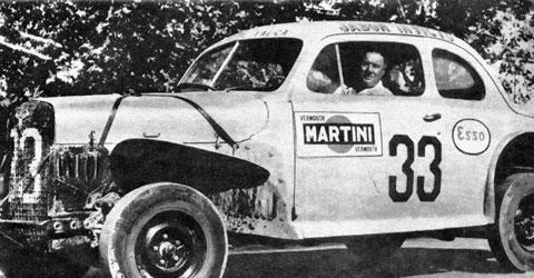 """El gran premio """"Lorenzo Varoli"""" del año 1960: La carrera Santiago – Los Angeles"""