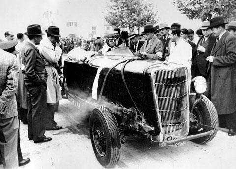 Circuito Sur: La Copa COPEC de 1935