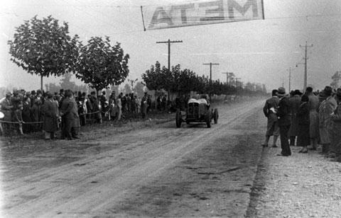El Circuito Sur: la primera pista semipermanente de Santiago.