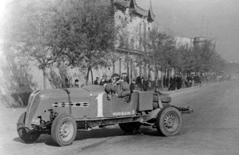 Oscar Andrade: Campeón Sudamericano del kilómetro lanzado de 1935 y Recordman de velocidad