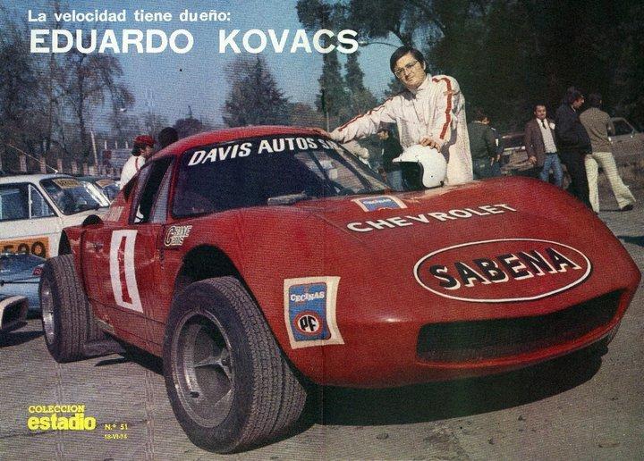 Eduardo Kovacs 2020, un campeón que sigue vigente a los 75 años!