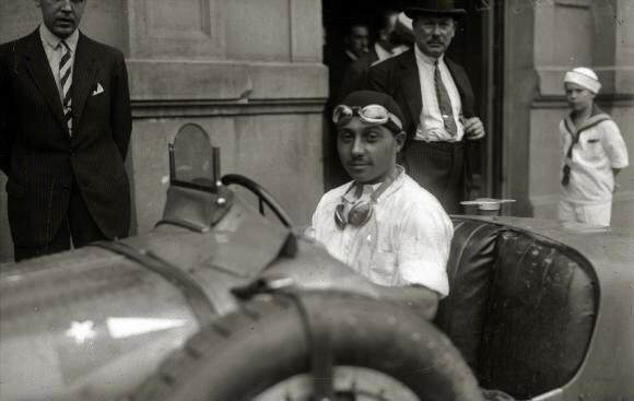 El día que un chileno se lució en el Grand Prix de Mónaco